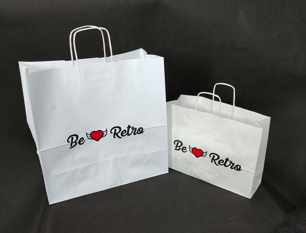 torby papierowe do butiku